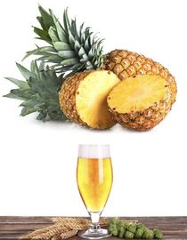 Bromelain for beer and beverage clarification, food additives
